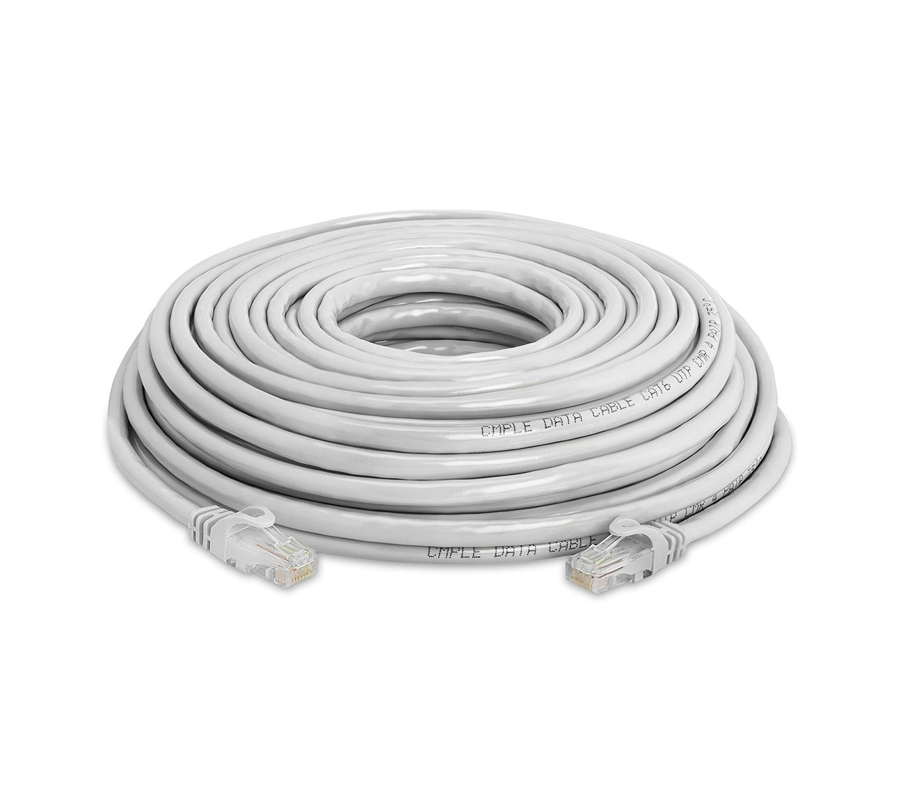 Cat6 cable for IP security cameras