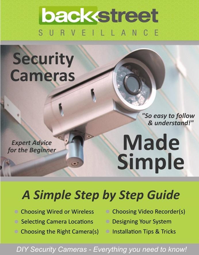 Security Cameras Made Simple a DIY Guide