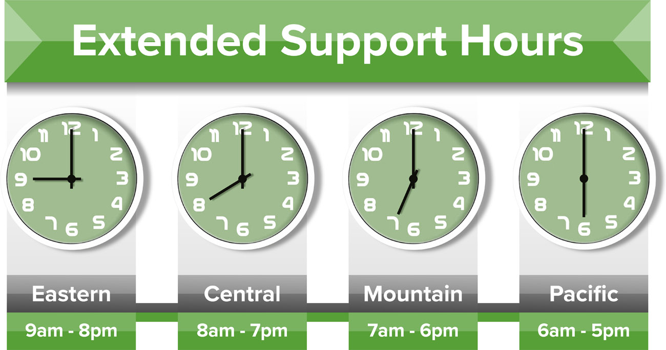 Security Camera Installation Support Hours