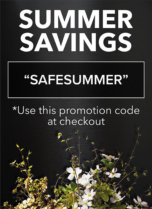 Summer Discounts!