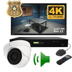 1 Camera Interrogation room camera system