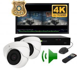 2 Camera Interrogation room camera system
