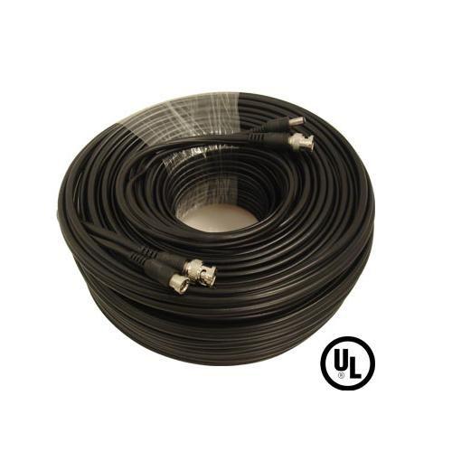 100ft premade surveillance camera cable