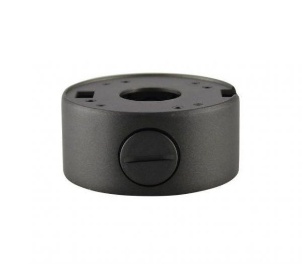 Black Outdoor Security Camera Mount