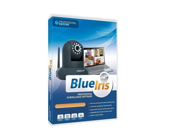 BlueIris Security Software License