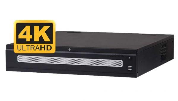 128 IP Camera NVR - Network Video Recorder - ONVIF 2.4