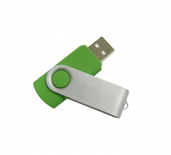 USB Memory Stick used to copy video files from NVR