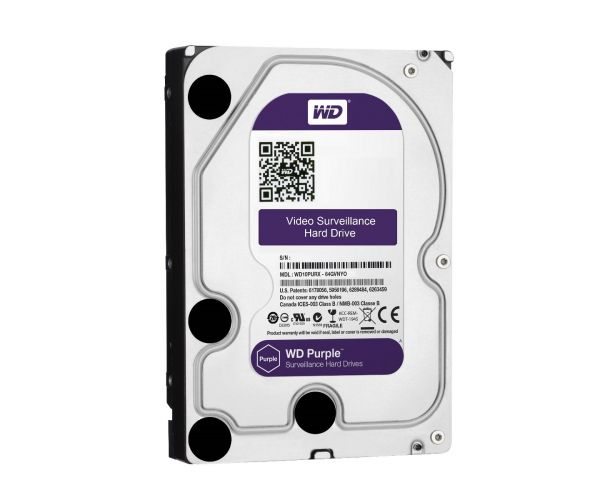 10TB hard drive for video surveillance NVRs