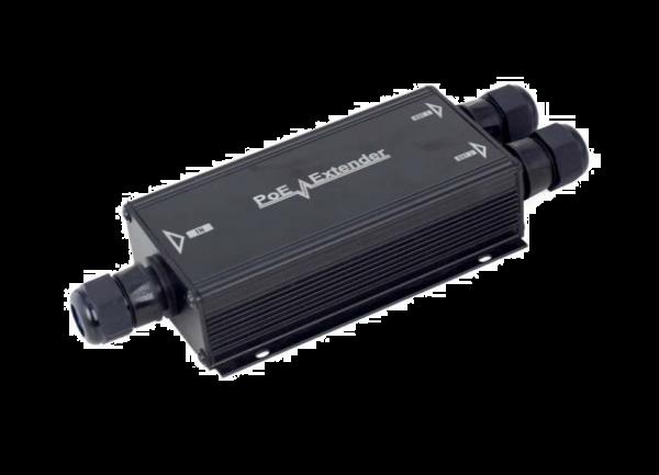 Outdoor PoE for CCTV security cameras