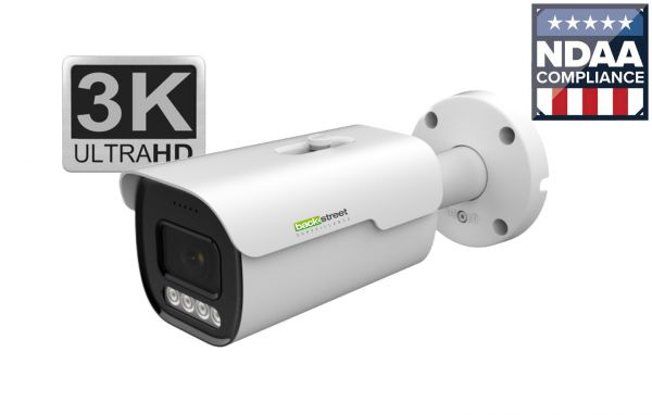 3K Professional Surveillance Camera