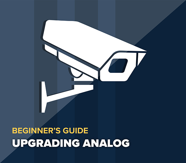 The Smart Way to Upgrade an Existing Wired CCTV Analog Home Security System