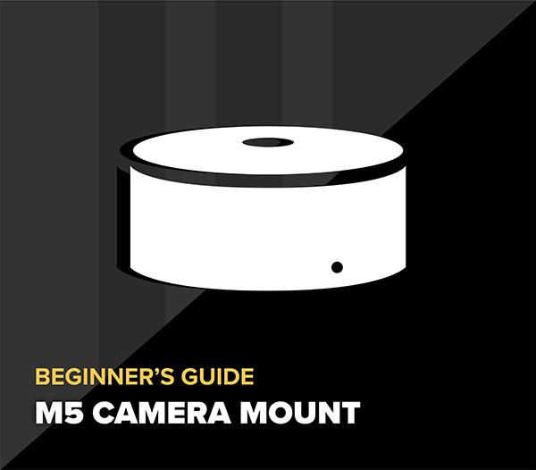 Backstreet Surveillance Files For Patent - Universal Security Camera Mount