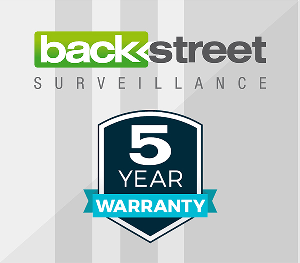 Backstreet Surveillance - Your CCTV Outfitter