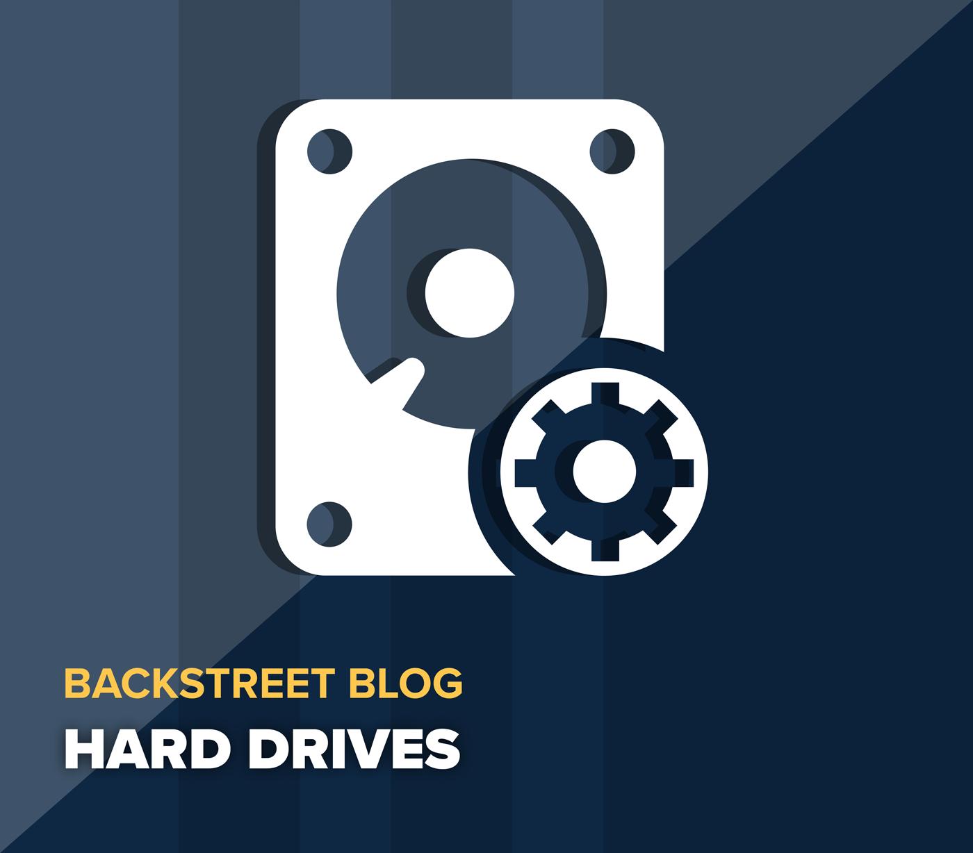 Hard Drives & Storing Video
