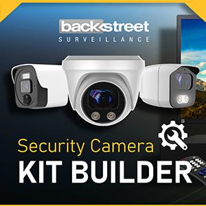CCTV Kit Builder - Build Your Custom Video Surveillance System in Minutes!