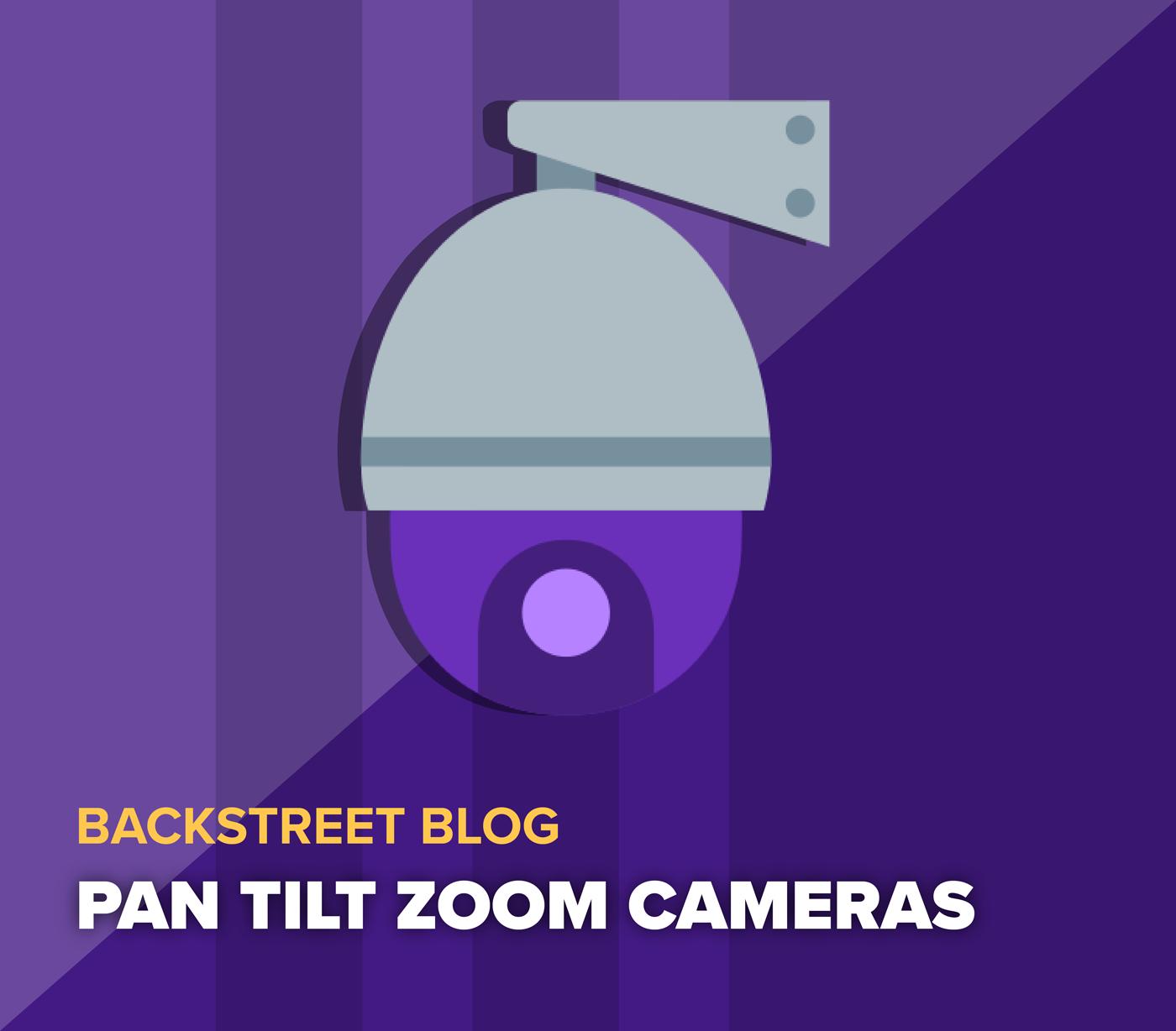 Pan-Tilt-Zoom Cameras - PTZ