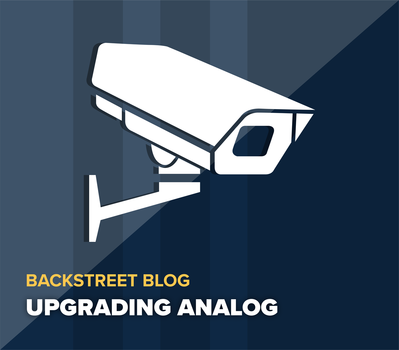 The Smart Way to Upgrade an Old CCTV Analog System